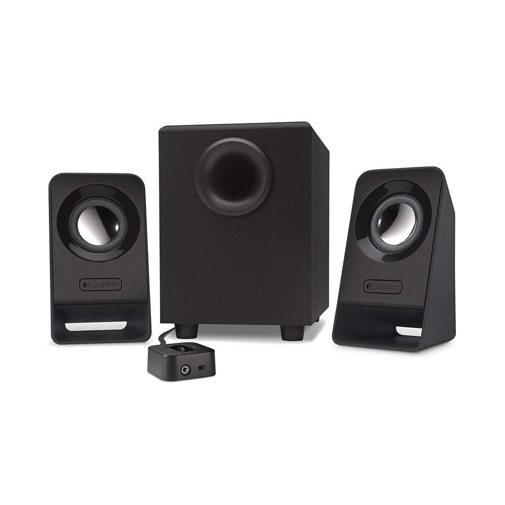 Logitech Z213 Multimedia 2.1 Speaker System