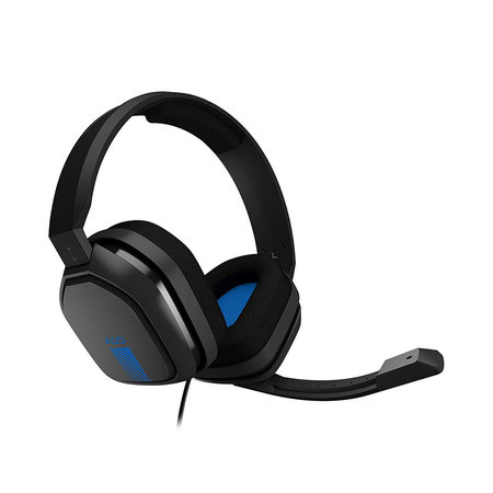 Astro A10 Over-Ear Sound Isolating Gaming Headset for PlayStation - Grey/Blue