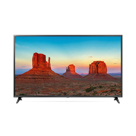 "LG 55UK6300 55"" 4K UHD 60HZ (120HZ TruMotion) LED Smart TV"