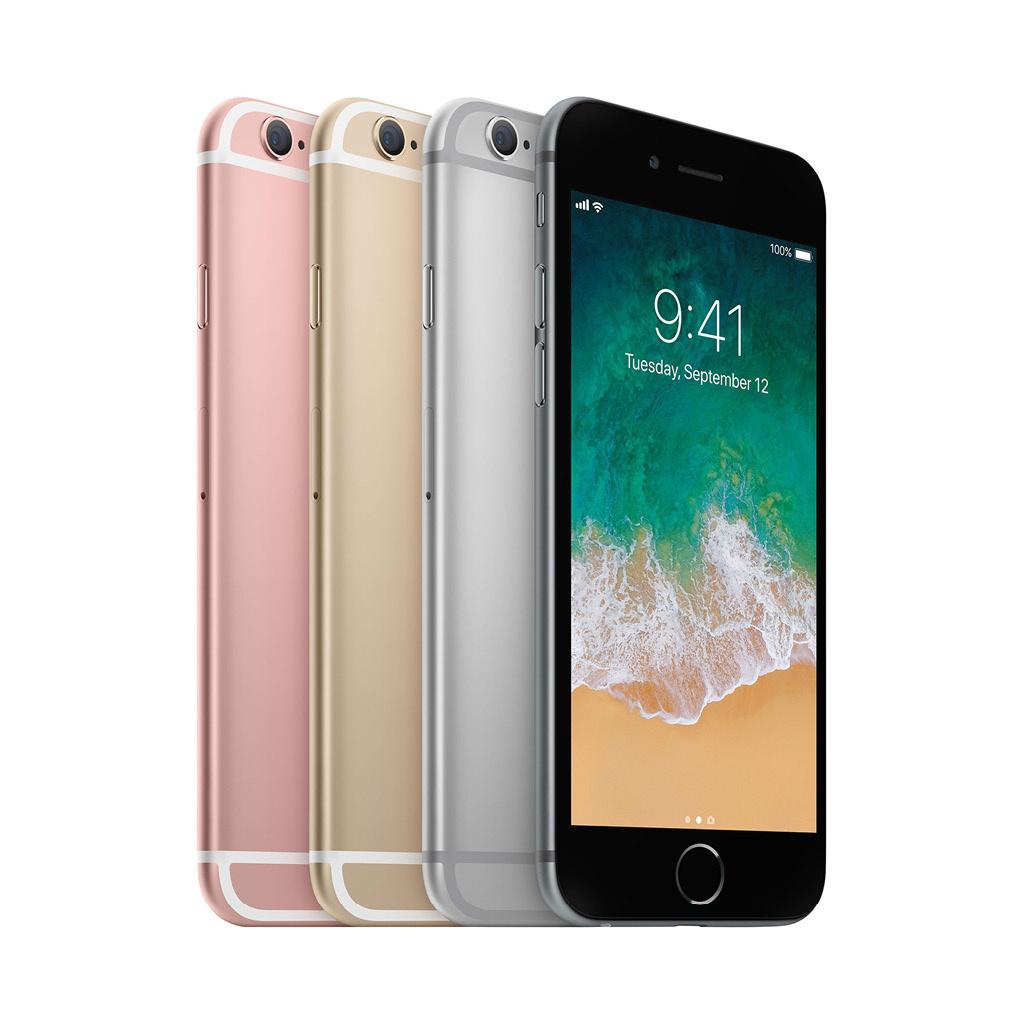 iPhone 6s 32GB Unlocked - Rose Gold
