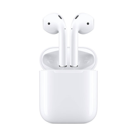 Apple AirPods with Charging Case (2nd Generation / 2019)