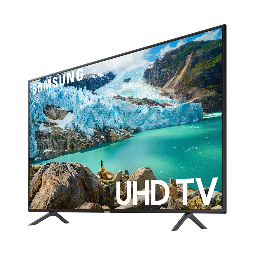 "UN58RU7100 58"" 4K UHD HDR 60Hz (120MR) LED Tizen Smart TV"