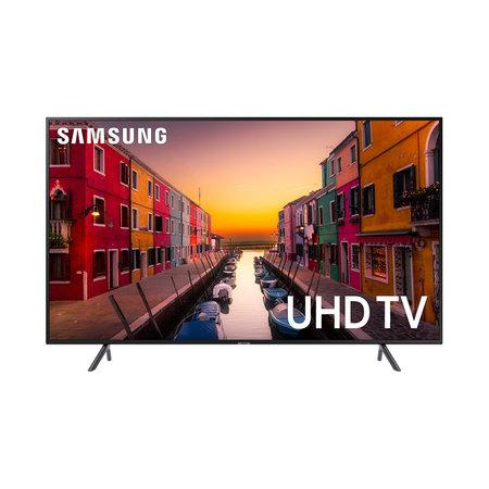 """UN75RU7100 75"""" 4K UHD HDR 60Hz (120MR) LED Tizen Smart TV"""