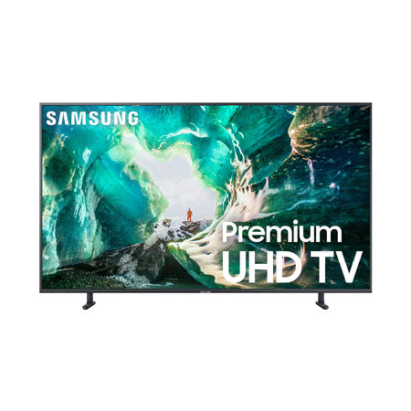 "UN55RU8000 55"" 4K UHD HDR 120Hz (240MR) LED Tizen Smart TV"