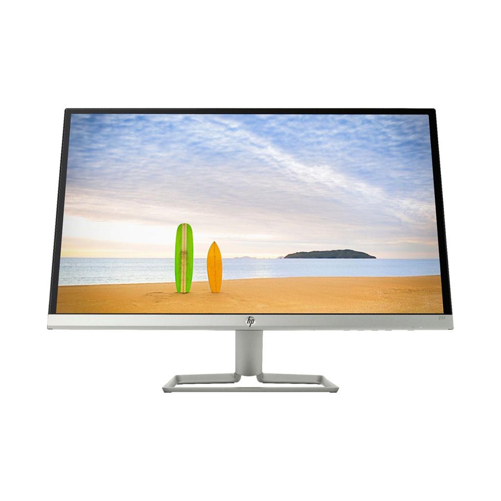 """HP 25"""" 25f FHD 1080p 60Hz Monitor"""