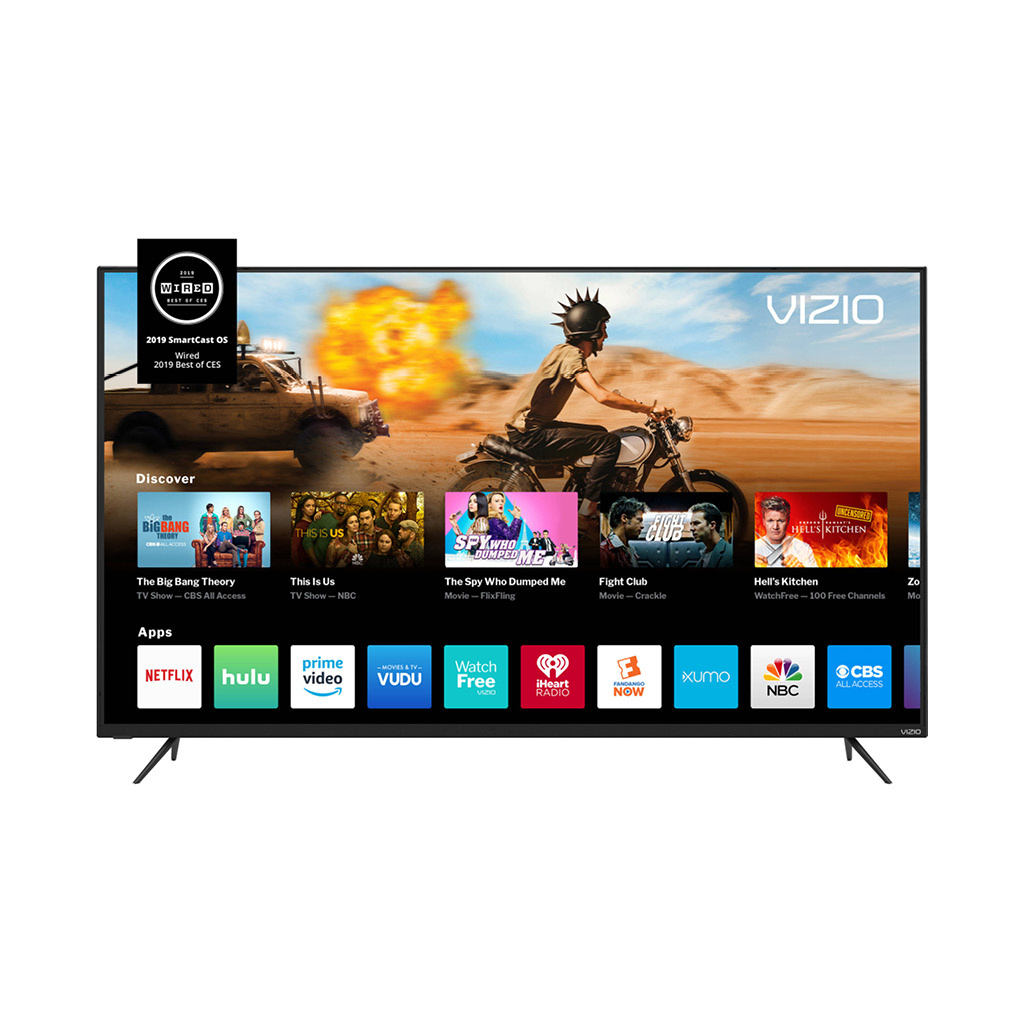 "Vizio M-Series (2019) Quantum M658-G1 65"" 4K UHD HDR 120Hz (360Hz Clear Action) LED SmartCast Smart TV"
