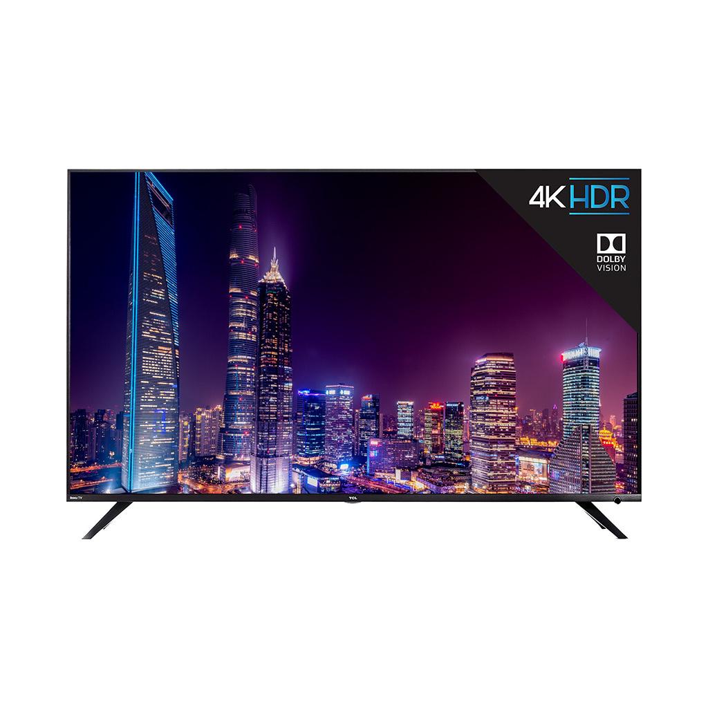 "TCL 65R613 65"" 6-Series 4K UHD HDR 60Hz (120 CMI) LED Roku Smart TV"