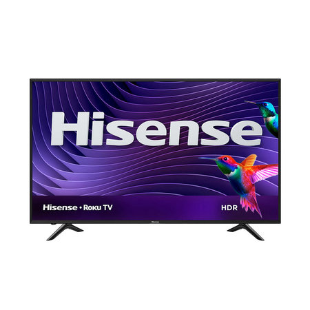 "Hisense 55"" R6107 (55R6107) 4K UHD HDR 60Hz (MotionRate 120) LED Smart TV"