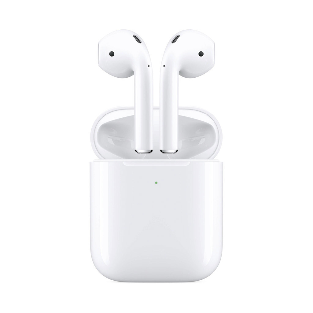 AirPods with Wireless Charging Case (2nd Generation / 2019) (OPEN BOX)