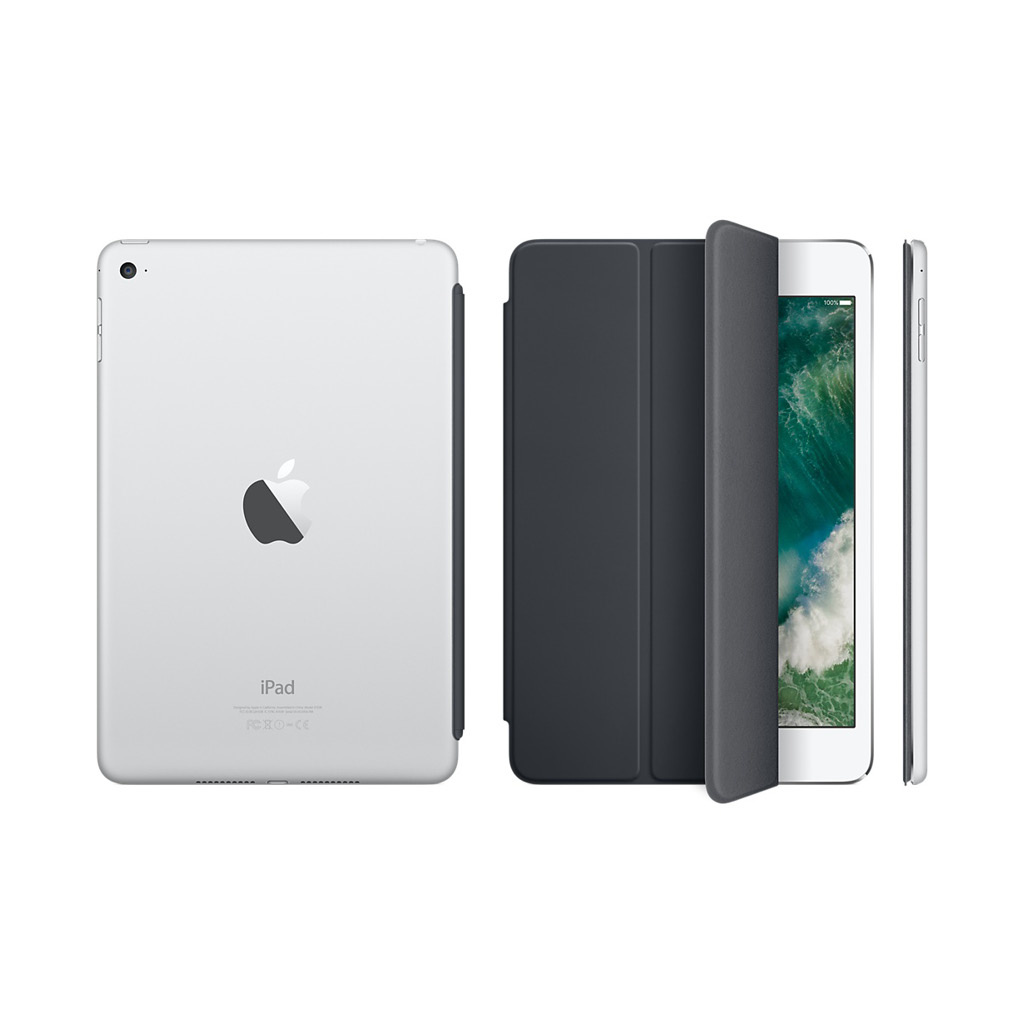 iPad Smart Cover (Charcoal Gray)
