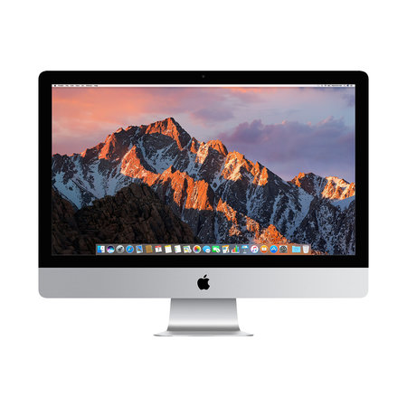 "21.5"" iMac (Late 2015) / Intel-Core i5 (2.8GHz) / 8GB RAM / 1TB HDD / MacOS"