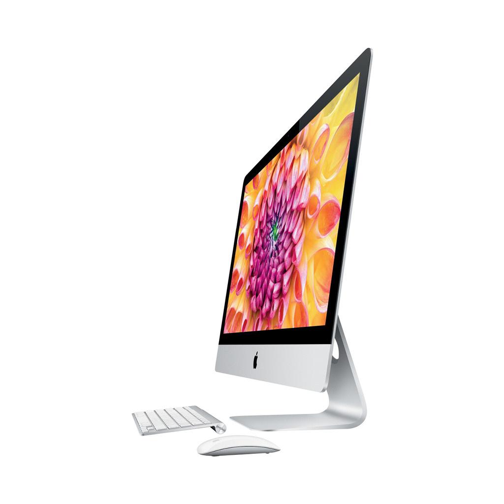"21.5"" iMac (Late 2015) / Intel-Core i5 (2.8GHz) / 8GB RAM / 1TB HDD / MacOS"