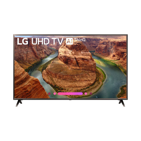"LG 55UK7700 55"" 4K UHD HDR 60Hz (120Hz TruMotion) Nano Cell IPS LED ThinQ AI OS Smart TV"