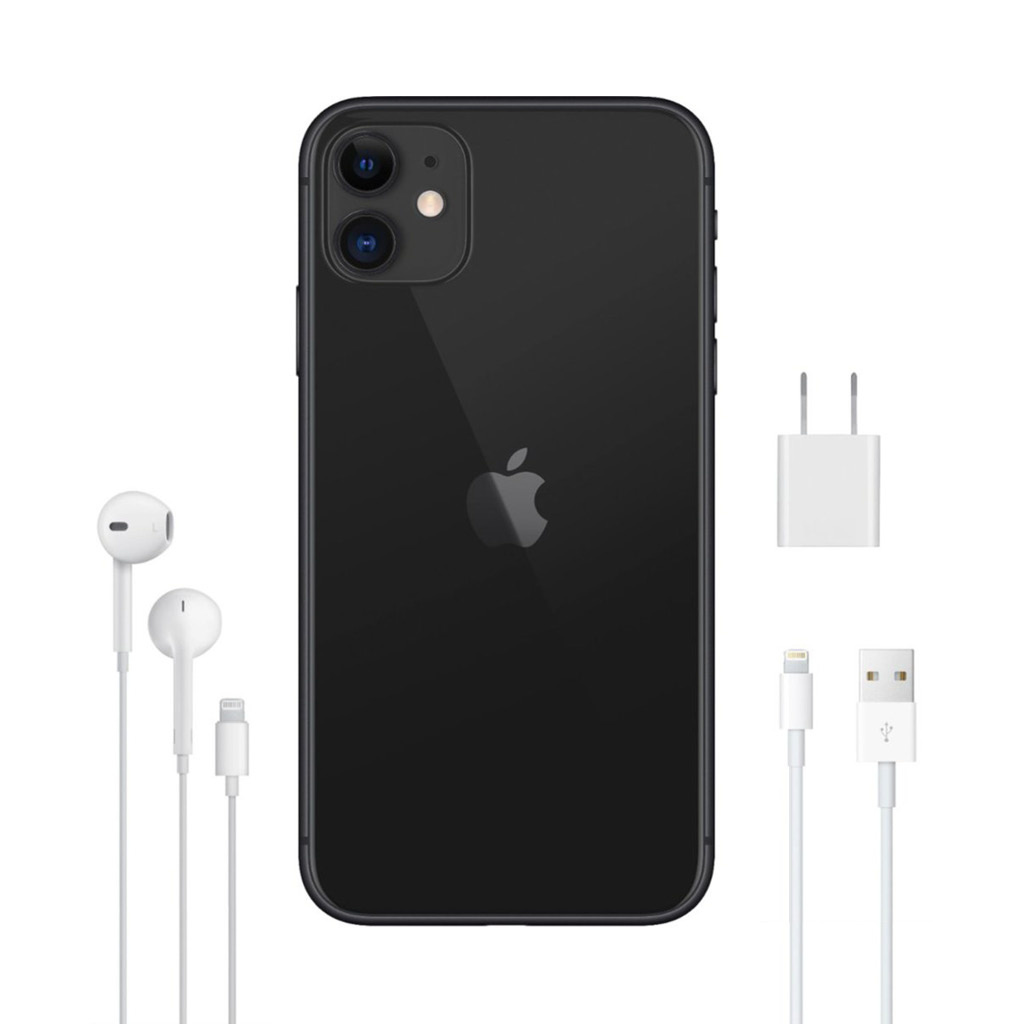 iPhone 11 128GB Unlocked - Black