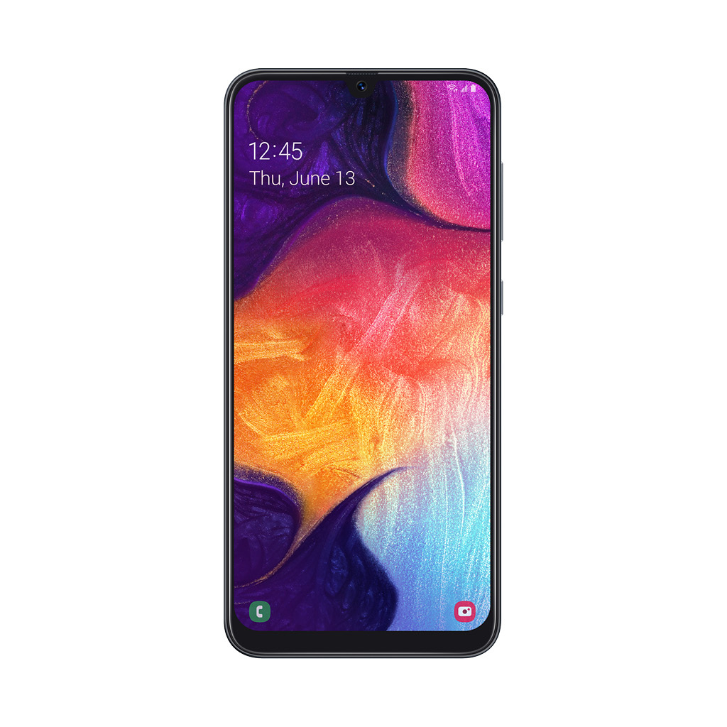 Galaxy A50 64GB Smartphone (Unlocked) - Black