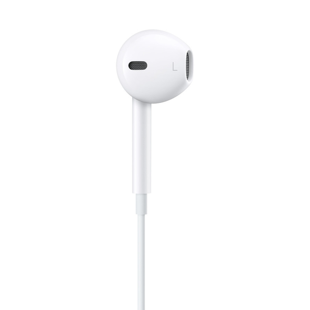 EarPods with Remote, Mic and Lightning Headphone Plug in White