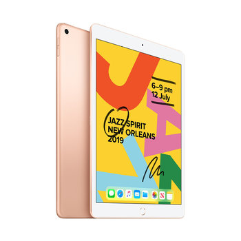 "iPad 2019 (7th Generation) 10.2"" 128GB with WiFi - Gold"