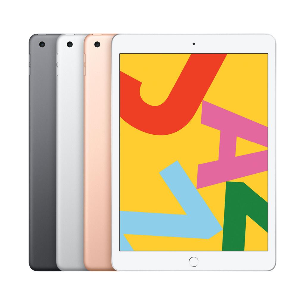 "iPad 2019 (7th Generation) 10.2"" 128GB with WiFi - Gold"