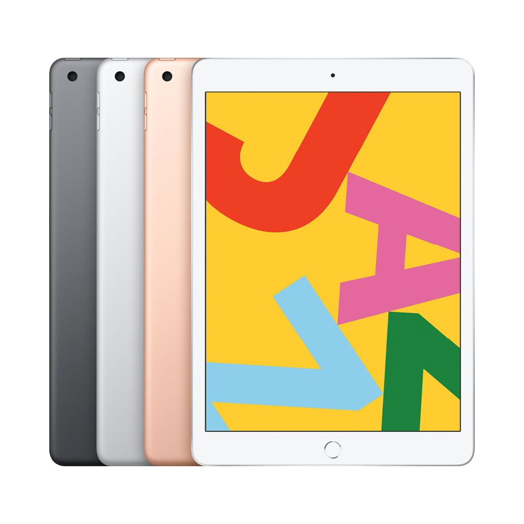 "iPad 2019 (7th Generation) 10.2"" 128GB with WiFi - Silver"
