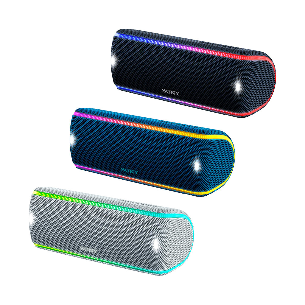 sony srs xb31 portable wireless bluetooth speaker. Black Bedroom Furniture Sets. Home Design Ideas