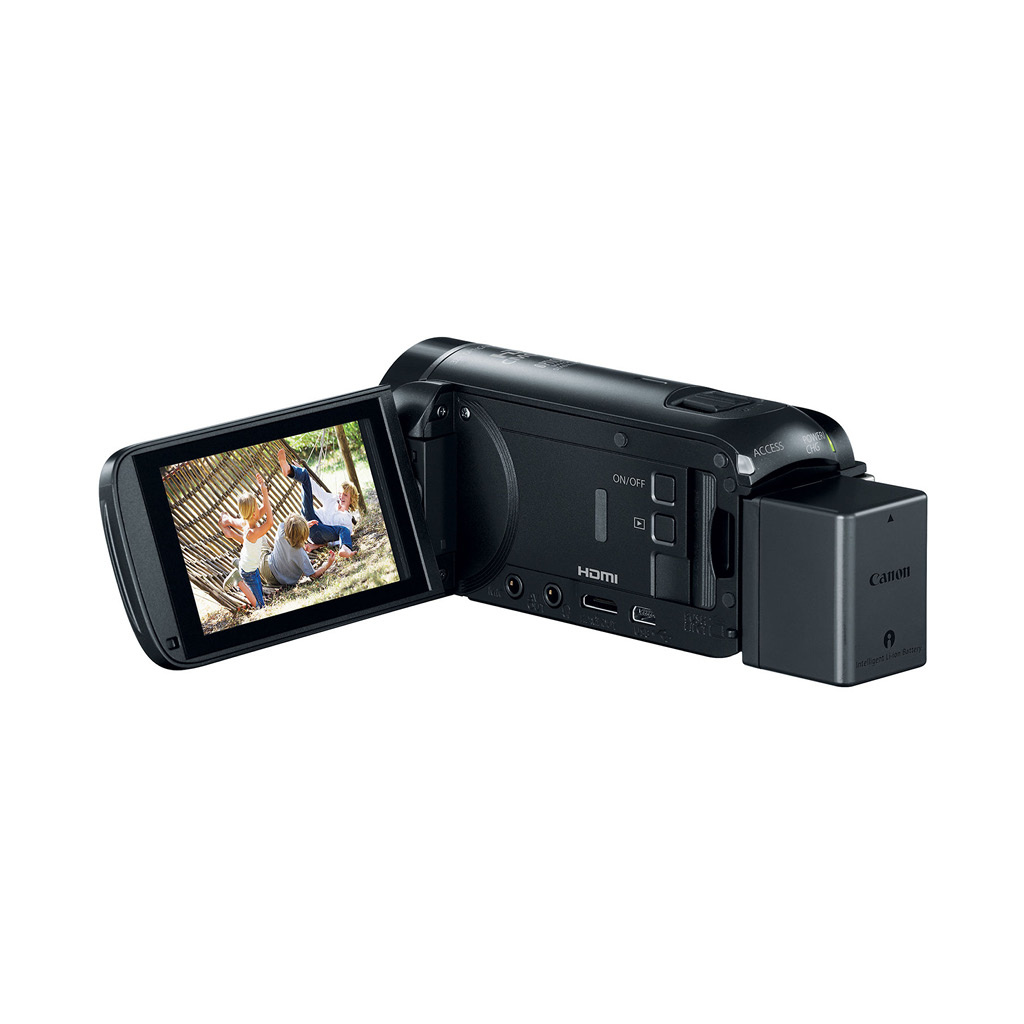 Canon VIXIA HF R800 Full HD Camcorder - Black