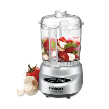 Cuisinart CGC-4IHR Mini Prep Plus Food Processor (Manufacturer Refurbished / 6 Month Warranty)