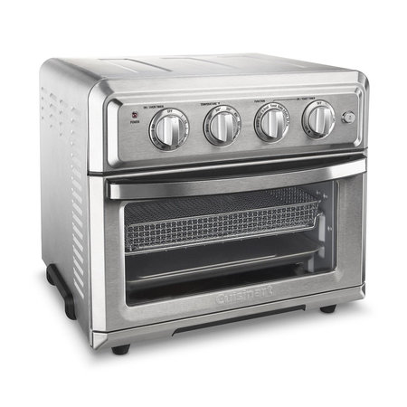 Cuisinart TOA-120 Toaster Oven with Air Fryer (Manufacturer Refurbished / 6 Month Warranty)