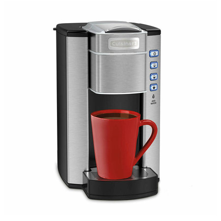 Cuisinart SS-6 Compact Single Serve Coffee Maker (Manufacturer Refurbished / 6 Month Warranty)