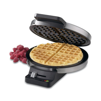 Cuisinart WMR-CA Classic Round Waffle Maker (Manufacturer Refurbished / 6 Month Warranty)