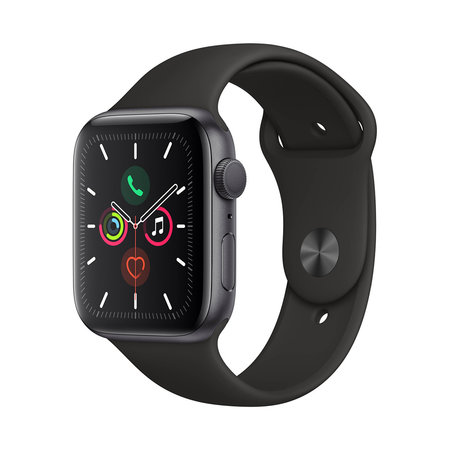 Apple Watch Series 5 44mm GPS Space Grey with Grey Sport Band