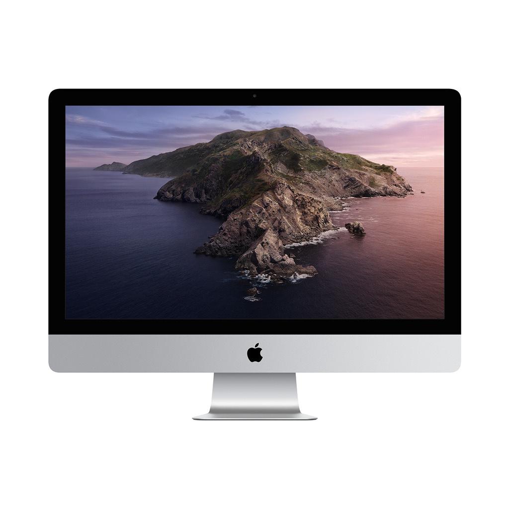 "iMac (Early 2019) 27"" Retina 5K / Intel-Core i5 6-Core (3.0GHz) / 8GB RAM / 1TB Fusion Drive / Radeon Pro 570X (4GB) / MacOS / MRQY2LL/A"