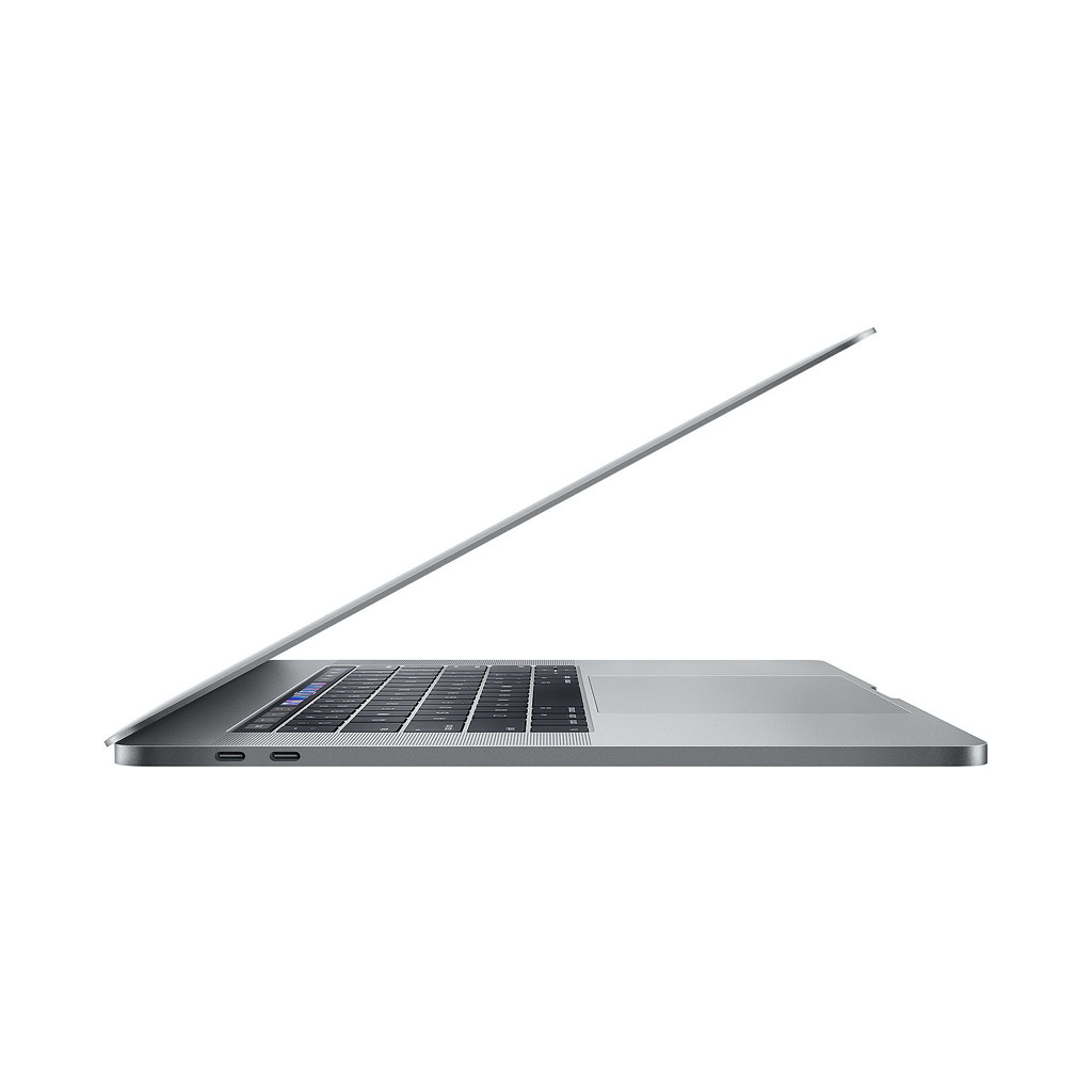 "MacBook Pro 15.4"" (Mid 2019) with Touch Bar in Space Grey / Intel-Core i7 6-Core (2.6GHz) / 16GB RAM / 256GB SSD / AMD Radeon Pro 555X / MacOS / MV902LL/A"