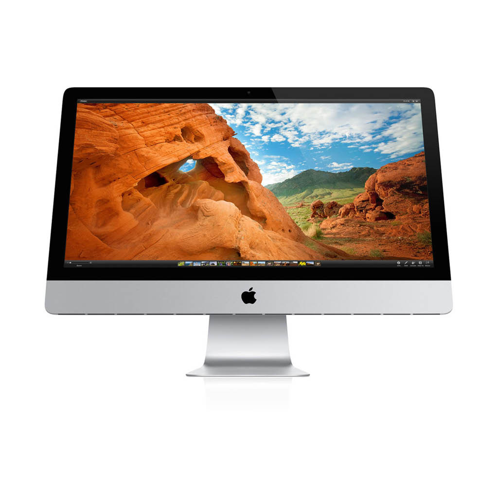 iMac (Late 2013) / Intel-Core i5-4570S (2.9GHz) / 16GB RAM / 1TB HDD / 21.5-in / MacOS