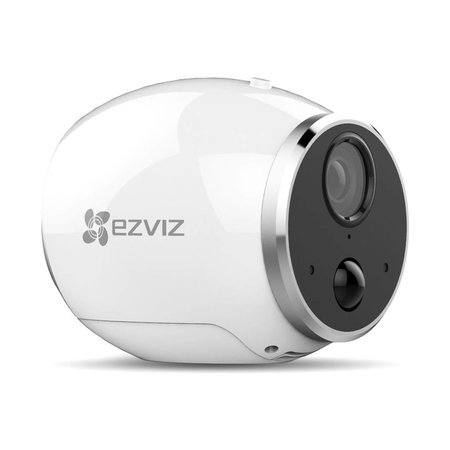 EZVIZ Mini Trooper Wire-Free Indoor/Outdoor Security Camera