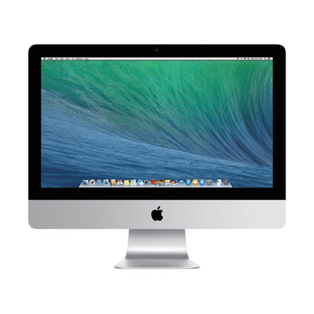 "21.5"" iMac (Mid 2014) / Intel-Core i5 (1.4GHz) / 8GB RAM / 500GB HD / MacOS"