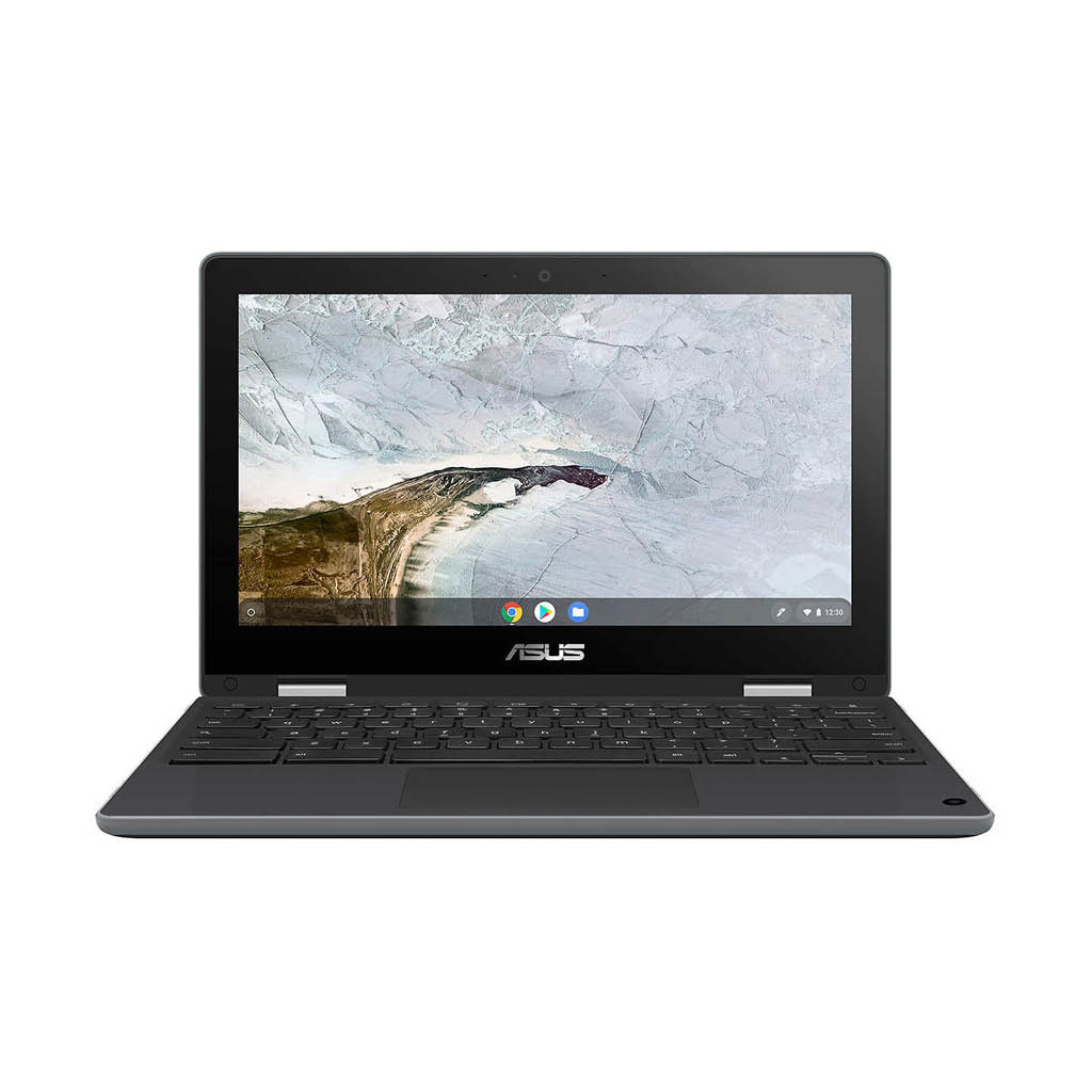 "Asus Chromebook 11.6""  Intel Celeron N4000 / 4GB Memory / 64GB eMMC Storage / HD Touch Display / Chrome OS"