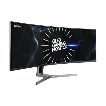 "49"" 1440p 120Hz Dual QHD Curved QLED Gaming Monitor"