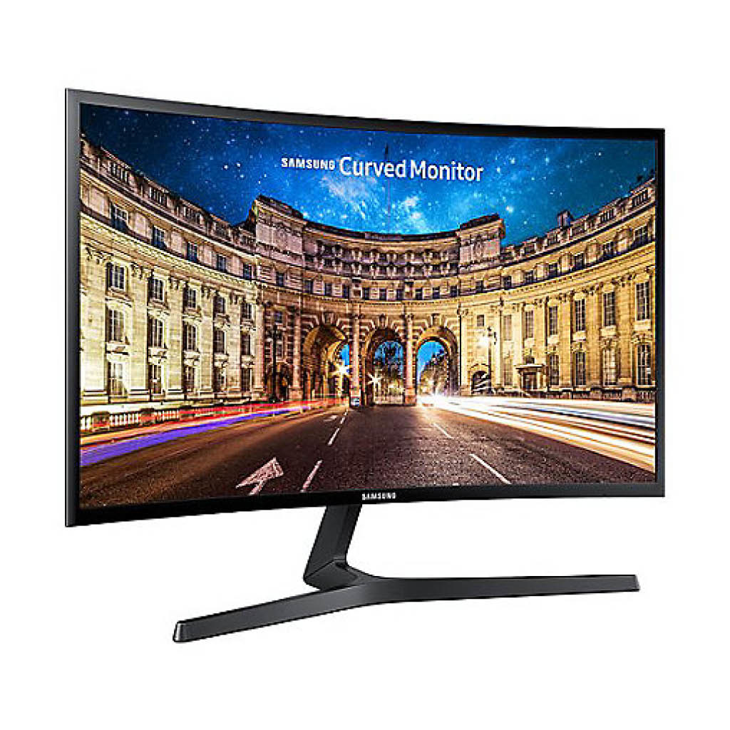 C27F396FHN 27-in LED / 1080P FHD / Curved Monitor