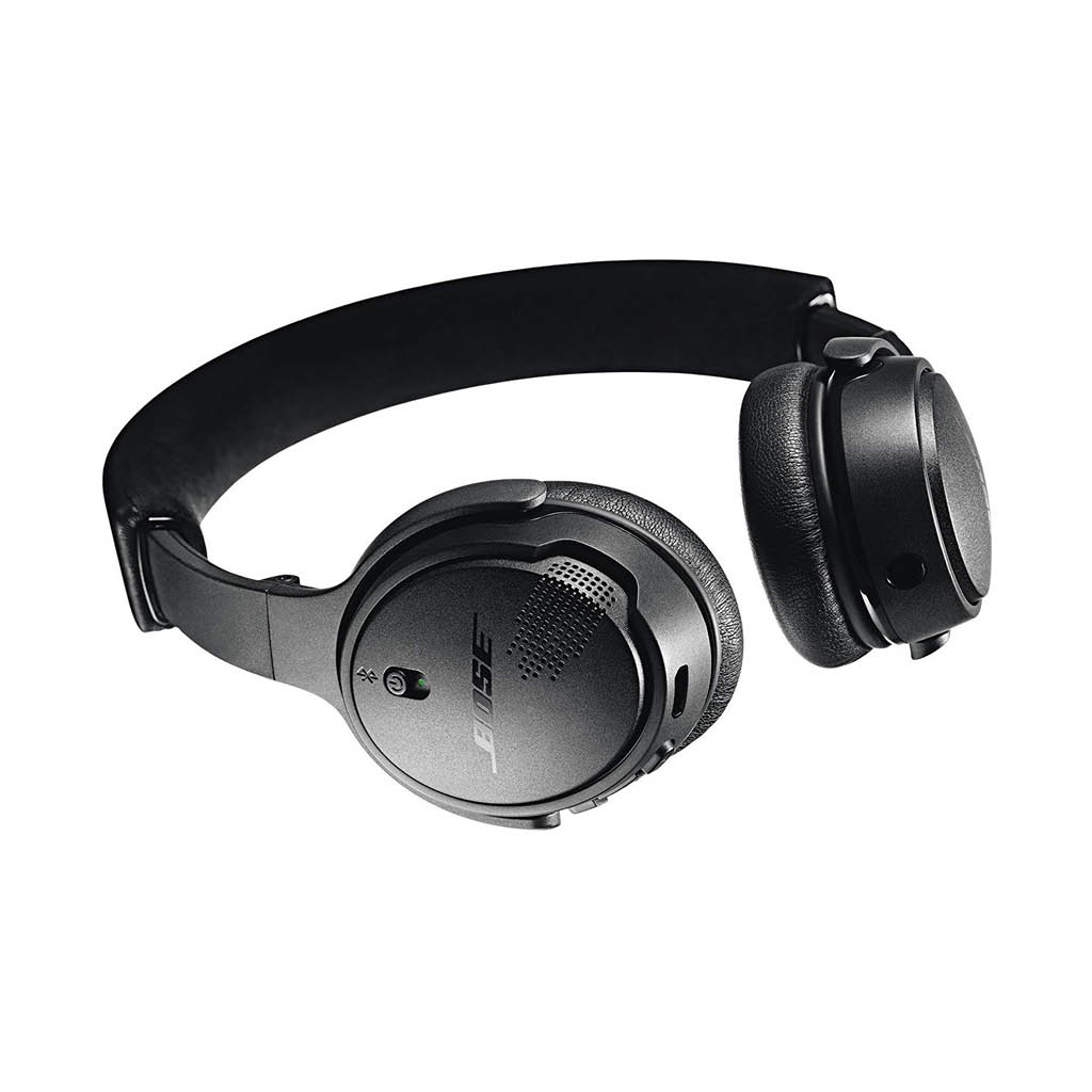 Bose SoundLink On-Ear Bluetooth Headphones with Microphone - Black