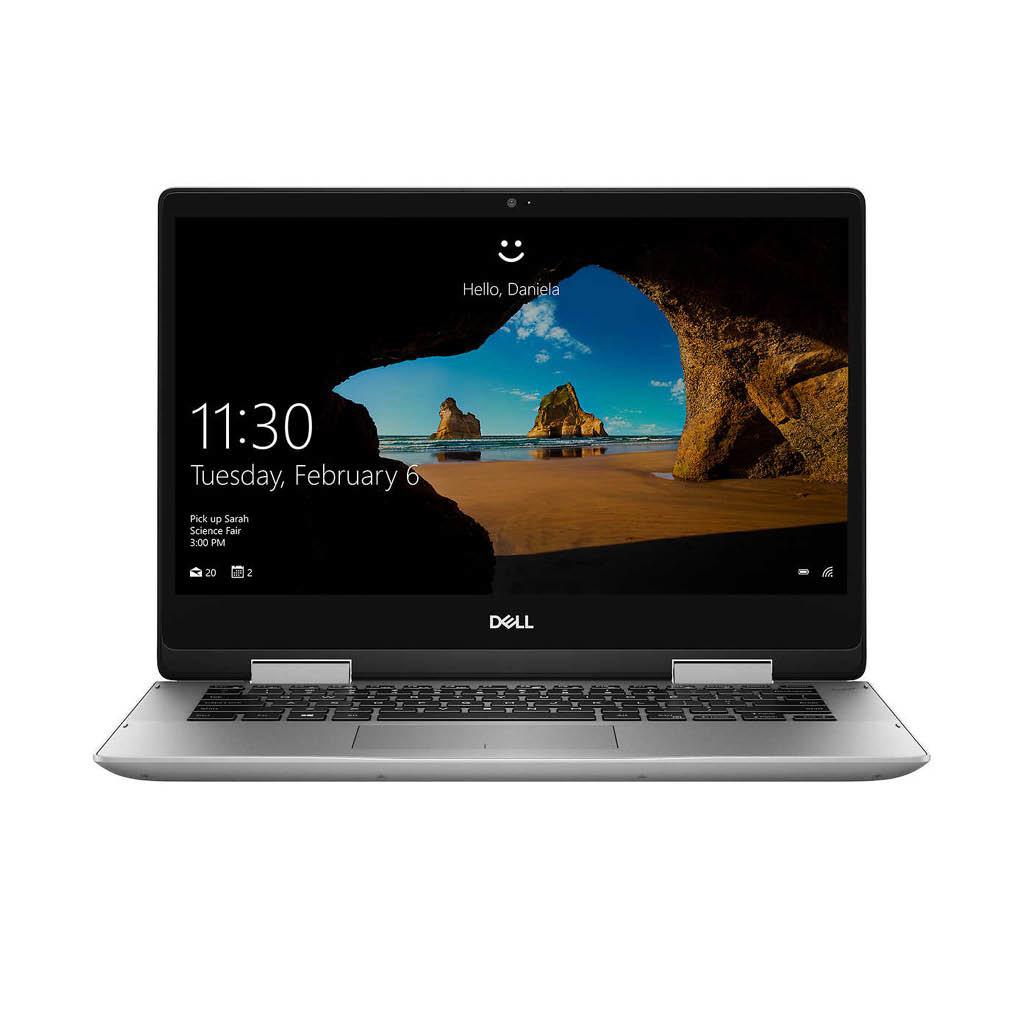 Dell Inspiron 14 5491-7265SLV-PUS Intel Core i7-10510U / 8GB RAM / 512GB SSD / 14-in FHD TS / Intel UHD Graphics 620 / Windows  10