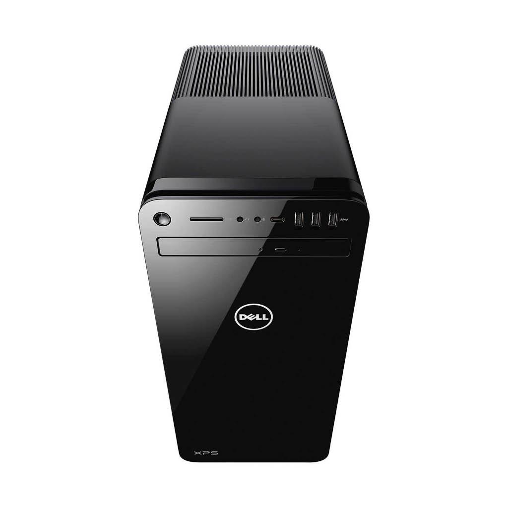 Dell XPS Desktop Intel Core i7-9700 / 16GB Memory / 1TB HD + 256GB SSD / NVidia GeForce GTX 1650 (4GB) / Windows 10