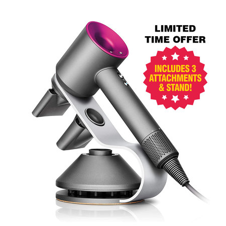 Supersonic Hair Dryer (1 Year Dyson Warranty)