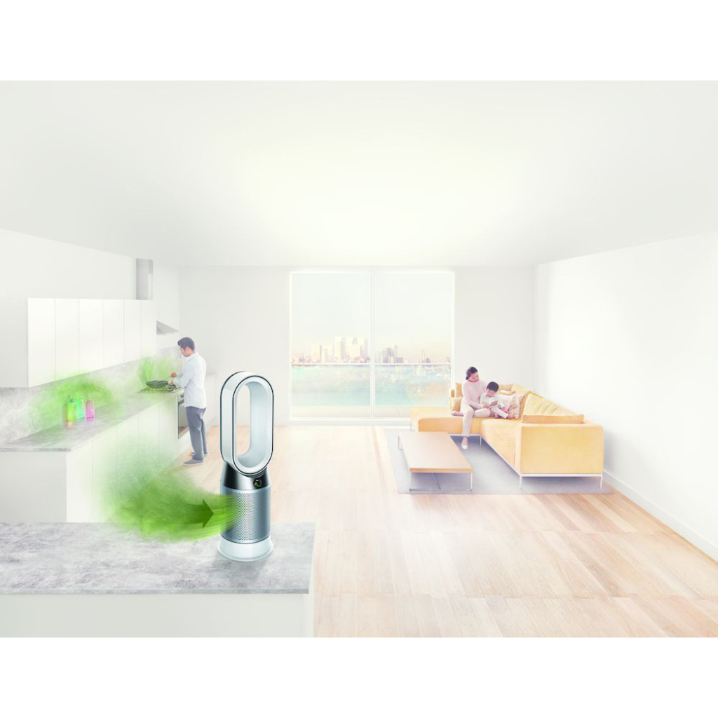 HP04 Pure Hot + Cool Air Purifier and Fan (1 Year Dyson Warranty)