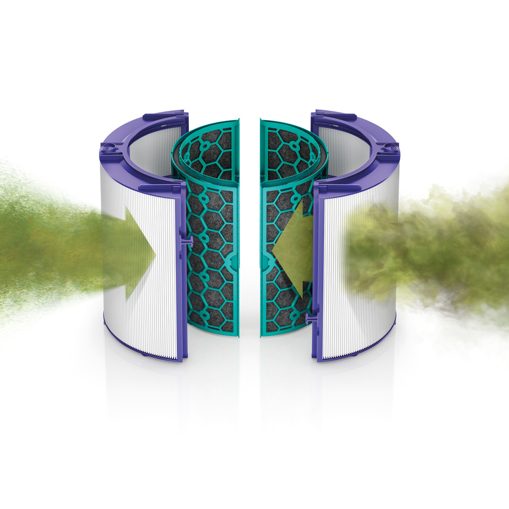 TP04 Pure Cool Tower Air Purifier and Fan (1 Year Dyson Warranty)