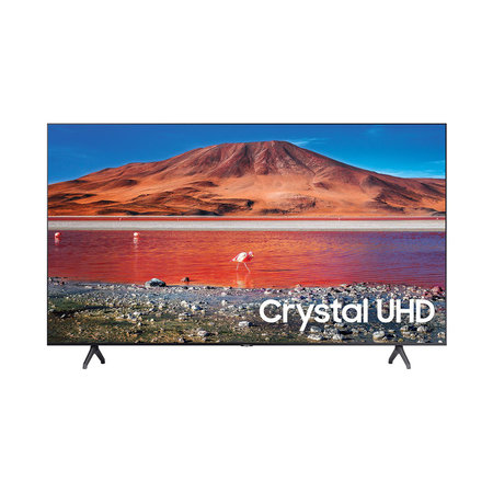 "UN65TU7000 65"" 4K Crystal UHD HDR 60Hz (120MR) LED Tizen Smart TV"
