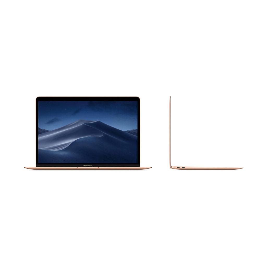 MacBook Air MVFM2LL/A i5 (1.6GHz) 8th Gen / 8GB RAM / 128GB SSD / 13-in Retina Display / Intel UHD Graphics 617 / Mac OS / Gold / 90 Days Warranty