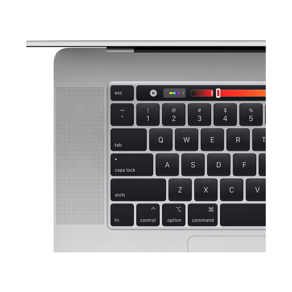 16-inch MacBook Pro MVVL2LL/A / 6-Core i7 (2.6GHz) / 16GB / 512GB SSD / Radeon Pro 5300M 4GB /  Silver / (2019)-EN  /  90 Days Warranty