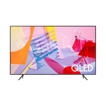"QN65Q60T 65"" Q60T 4K QLED HDR 60Hz (120Hz Motion Rate) Tizen Smart  TV"