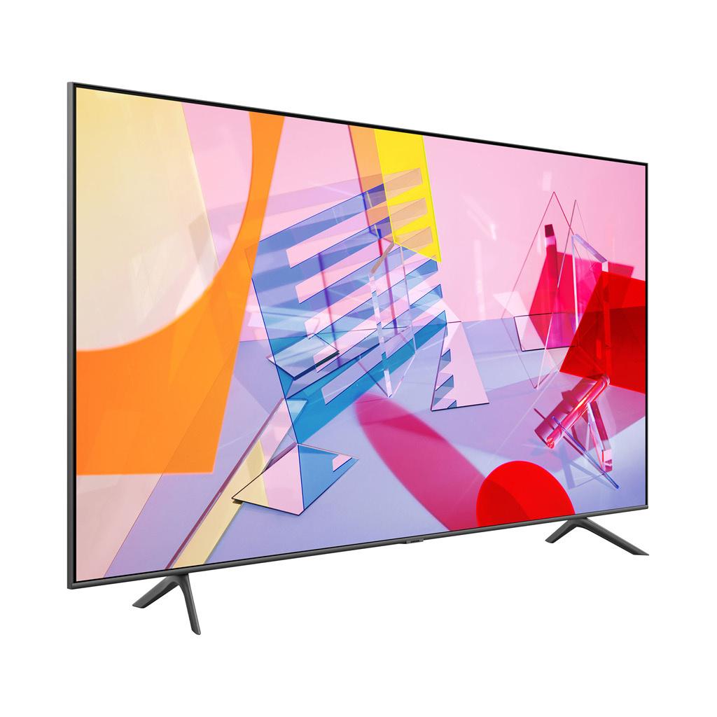 "QN65Q60T 65"" Q60T 4K QLED HDR 60Hz (120Hz Motion Rate) Tizen Smart  TV"