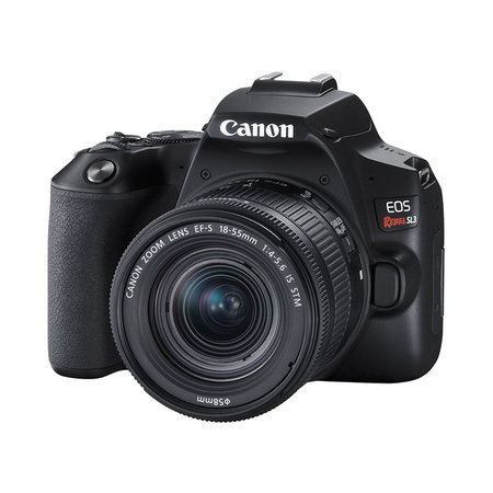Canon EOS Rebel SL3 24.1MP DSLR Camera with 18-55mm Lens